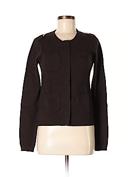 Aqua Cashmere Cashmere Cardigan Size M