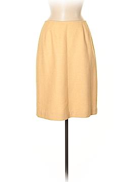 Kasper Silk Skirt Size 8