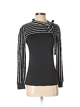 Allegra K Long Sleeve Top Size S