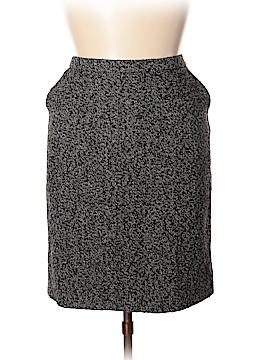Garnet Hill Casual Skirt Size 4
