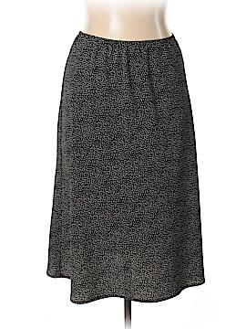 Vintage Blue Casual Skirt Size L