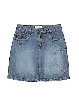 Xhilaration Denim Skirt Size 14 - 16