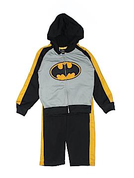 Batman Zip Up Hoodie Size 4T