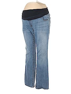 Liz Lange Maternity Jeans Size 18 (Maternity)