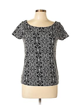 Rafaella Short Sleeve Top Size M