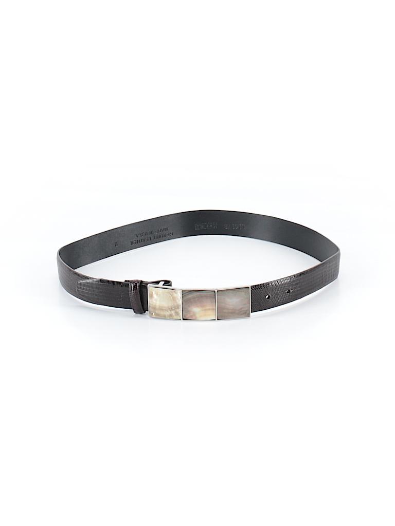 Carlisle Women Leather Belt Size M