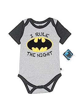 Batman Short Sleeve Onesie Size 18 mo