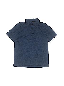 Hawk Short Sleeve Polo Size M (Kids)