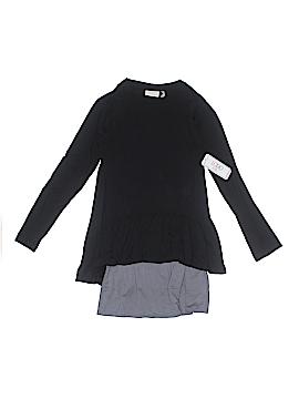 LOGO Long Sleeve Top Size 10