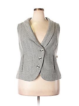 Myrtlewood Tuxedo Vest Size 2X (Plus)