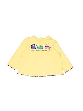 Cuddle Bear Long Sleeve T-Shirt Size 24 mo