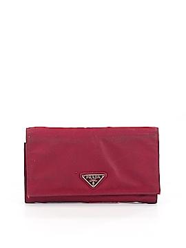 Prada Wallet One Size