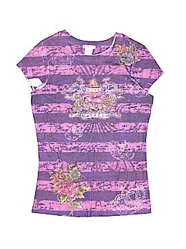 Xhilaration Short Sleeve T-Shirt Size L (Youth)