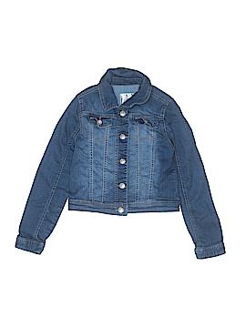 Justice Denim Jacket Size 8/10