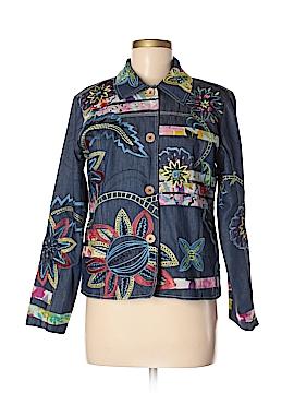 Norm Thompson Denim Jacket Size S