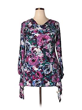 Rafaella 3/4 Sleeve Blouse Size 1X (Plus)