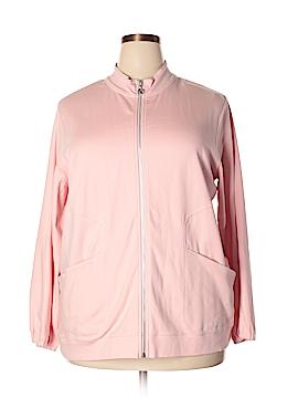 Joan Vass Jacket Size 2X (Plus)
