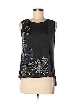 Simply Vera Vera Wang Sleeveless Blouse Size S (Petite)