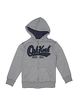 OshKosh B'gosh Zip Up Hoodie Size 10