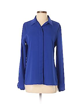 Tahari Long Sleeve Blouse Size P