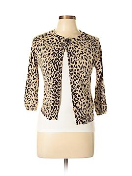 Josephine Chaus Silk Cardigan Size M
