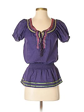 Magic Short Sleeve Blouse Size S