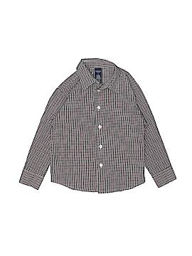 Jonathan Strong Long Sleeve Button-Down Shirt Size 5