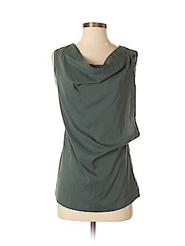 Simply Vera Vera Wang Sleeveless Blouse Size M (Petite)