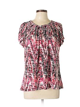 Kim Rogers Short Sleeve Top Size XL