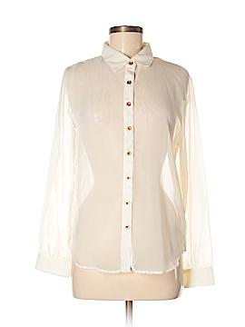 Tramp Long Sleeve Blouse Size M