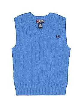 Chaps Sweater Vest Size 8