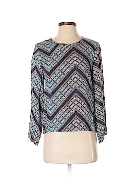 Tysa Long Sleeve Blouse Size Sm (1)