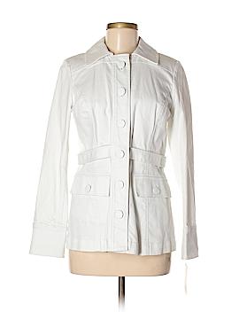Etcetera Denim Jacket Size 4