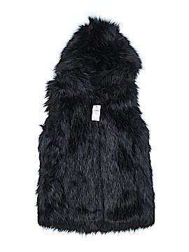 Gap Kids Faux Fur Vest Size XX-Large youth