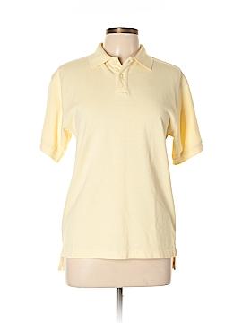 Claiborne Short Sleeve Polo Size L
