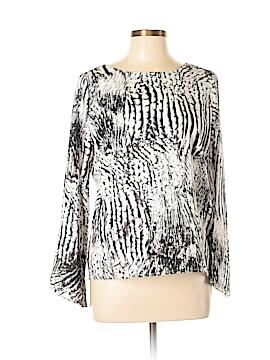 Milano Long Sleeve Blouse Size M