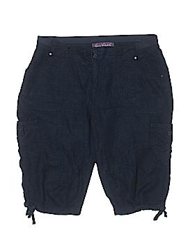 Gloria Vanderbilt Cargo Shorts Size 8