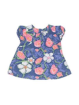 DKNY Short Sleeve Blouse Size 3T