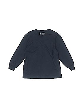 L.L.Bean Factory Store Long Sleeve T-Shirt Size 4