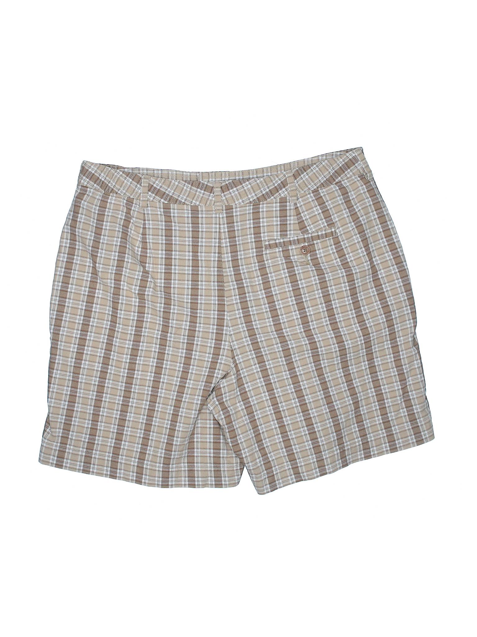 Shorts winter Leisure Khaki White Stag xPxCRITwq