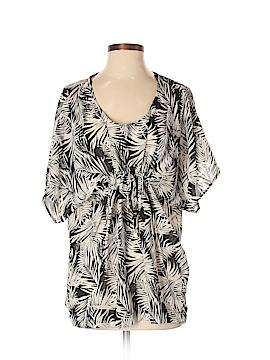 H&M Short Sleeve Blouse Size 3