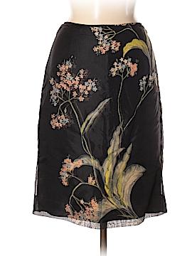 BCBGMAXAZRIA Silk Skirt Size 2