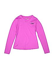 Fila Sport Girls Active T-Shirt Size M (Kids)
