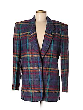 Alfred Sung Wool Blazer Size 8