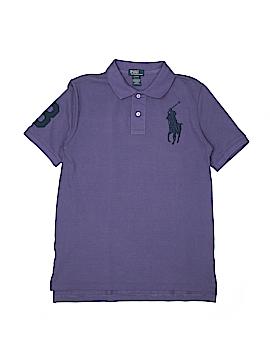OshKosh B'gosh Short Sleeve Polo Size 14 - 16