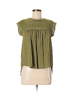 Ro & De Short Sleeve Blouse Size XS