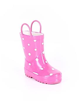 Target Rain Boots Size 5 - 6 Kids