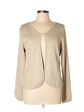 Evelyn Silk Cardigan Size L