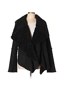 Luii Faux Fur Jacket Size L