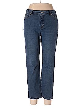 Jones New York Signature Jeans Size 14 (Petite)